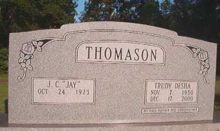 THOMASON, TRUDY DESHA - Dallas County, Arkansas | TRUDY DESHA THOMASON - Arkansas Gravestone Photos