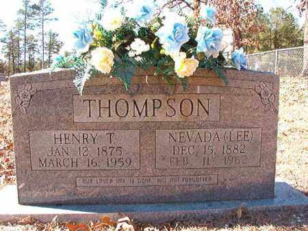 THOMPSON, HENRY T - Dallas County, Arkansas | HENRY T THOMPSON - Arkansas Gravestone Photos