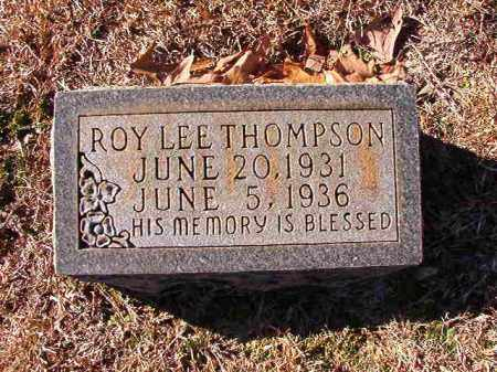THOMPSON, ROY LEE - Dallas County, Arkansas | ROY LEE THOMPSON - Arkansas Gravestone Photos