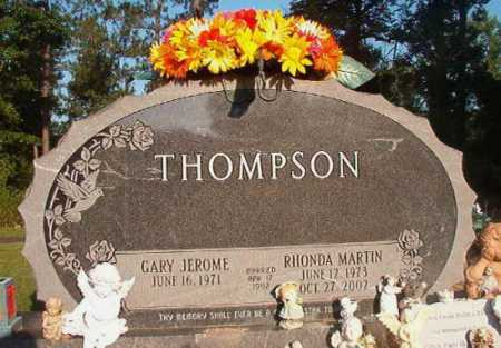 MARTIN THOMPSON, RHONDA - Dallas County, Arkansas | RHONDA MARTIN THOMPSON - Arkansas Gravestone Photos