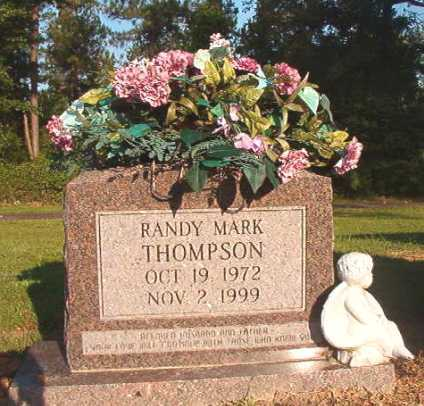 THOMPSON, RANDY MARK - Dallas County, Arkansas | RANDY MARK THOMPSON - Arkansas Gravestone Photos