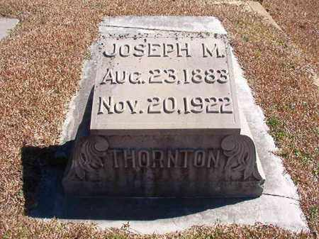 THORNTON, JOSEPH M - Dallas County, Arkansas | JOSEPH M THORNTON - Arkansas Gravestone Photos