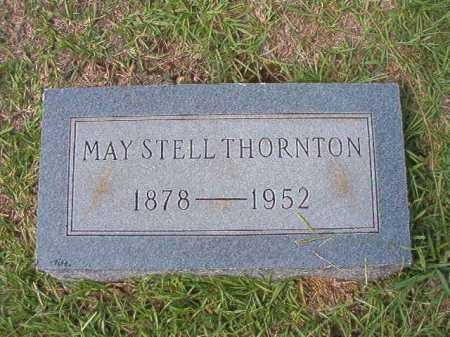 STELL THORNTON, MAY - Dallas County, Arkansas | MAY STELL THORNTON - Arkansas Gravestone Photos