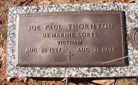 THORNTON (VETERAN VIET), JOE PAUL - Dallas County, Arkansas | JOE PAUL THORNTON (VETERAN VIET) - Arkansas Gravestone Photos