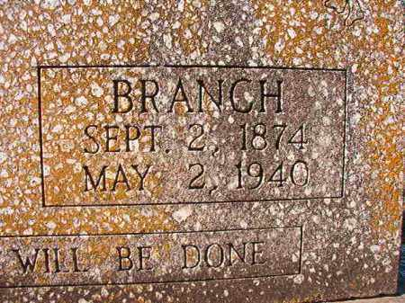 THROWER, BRANCH - Dallas County, Arkansas | BRANCH THROWER - Arkansas Gravestone Photos