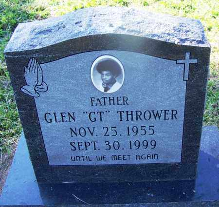 "THROWER, GLEN ""GT"" - Dallas County, Arkansas 