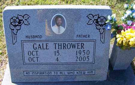 THROWER, GALE - Dallas County, Arkansas | GALE THROWER - Arkansas Gravestone Photos