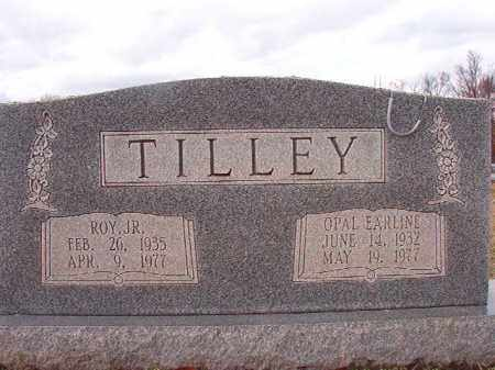 TILLEY, JR, ROY - Dallas County, Arkansas | ROY TILLEY, JR - Arkansas Gravestone Photos