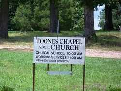 *TOONE'S CHAPEL CEMETERY GATE,  - Dallas County, Arkansas |  *TOONE'S CHAPEL CEMETERY GATE - Arkansas Gravestone Photos