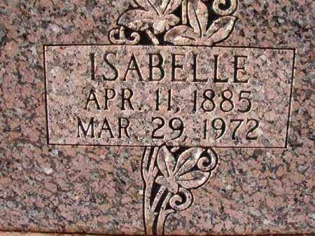 TOWNLEY, ISABELLE - Dallas County, Arkansas | ISABELLE TOWNLEY - Arkansas Gravestone Photos