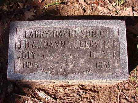TUBERVILLE, LARRY DAVID - Dallas County, Arkansas | LARRY DAVID TUBERVILLE - Arkansas Gravestone Photos