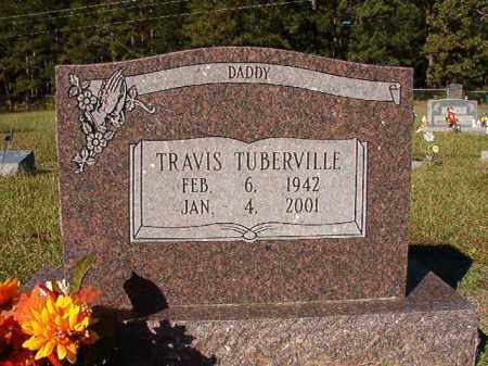 TUBERVILLE, TRAVIS - Dallas County, Arkansas | TRAVIS TUBERVILLE - Arkansas Gravestone Photos
