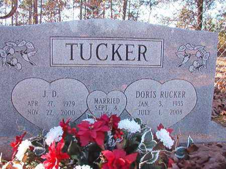 TUCKER, DORIS - Dallas County, Arkansas | DORIS TUCKER - Arkansas Gravestone Photos
