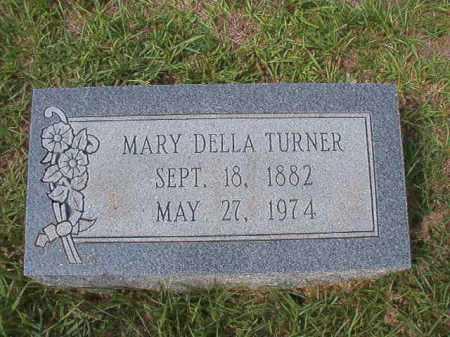 TURNER, MARY DELLA - Dallas County, Arkansas | MARY DELLA TURNER - Arkansas Gravestone Photos