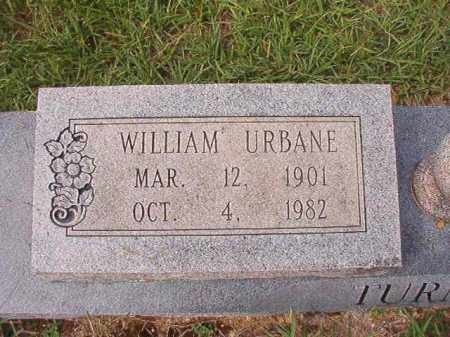 TURNER, WILLIAM URBANE - Dallas County, Arkansas | WILLIAM URBANE TURNER - Arkansas Gravestone Photos