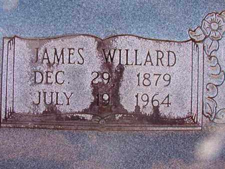 VANLANDINGHAM, JAMES WILLARD - Dallas County, Arkansas | JAMES WILLARD VANLANDINGHAM - Arkansas Gravestone Photos