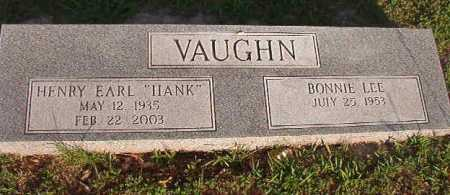 "VAUGHN, HENRY EARL ""HANK"" - Dallas County, Arkansas 
