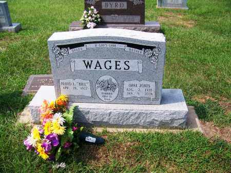 WAGES, OPAL - Dallas County, Arkansas | OPAL WAGES - Arkansas Gravestone Photos