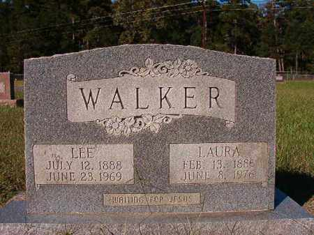 WALKER, LAURA - Dallas County, Arkansas | LAURA WALKER - Arkansas Gravestone Photos
