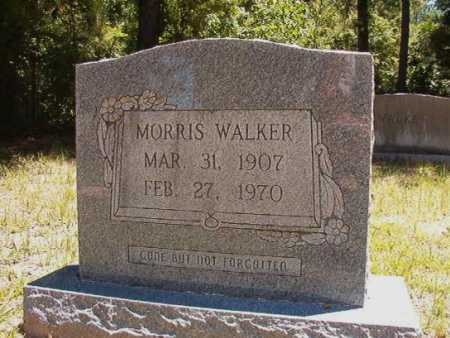 WALKER, MORRIS - Dallas County, Arkansas | MORRIS WALKER - Arkansas Gravestone Photos