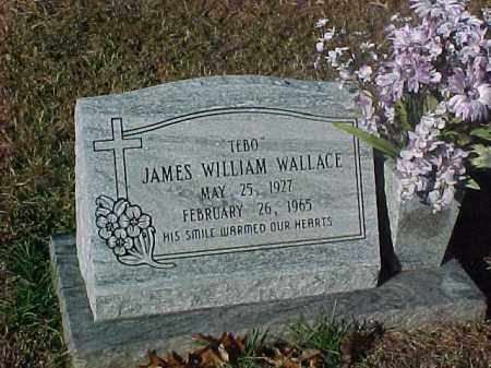 "WALLACE, JAMES WILLIAM  ""TEBO"" - Dallas County, Arkansas 