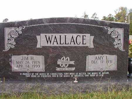 WALLACE, JIM H - Dallas County, Arkansas | JIM H WALLACE - Arkansas Gravestone Photos
