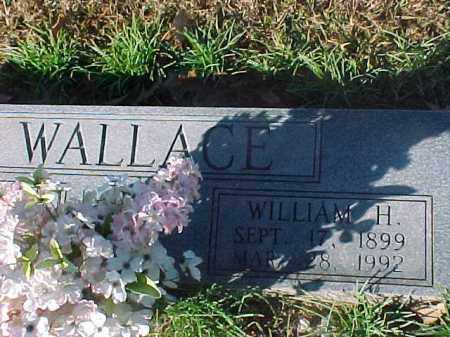 "WALLACE, WILLIAM H.  ""BILL"" - Dallas County, Arkansas 