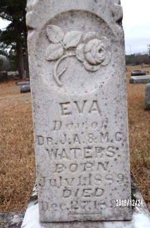 WATERS, EVA - Dallas County, Arkansas | EVA WATERS - Arkansas Gravestone Photos