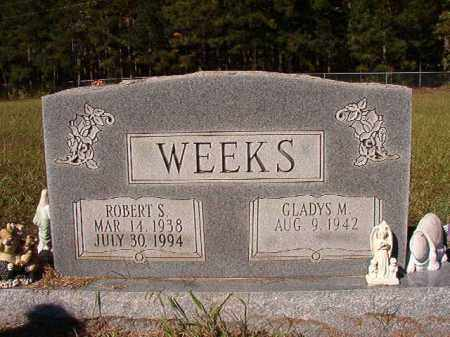 WEEKS, ROBERT S - Dallas County, Arkansas | ROBERT S WEEKS - Arkansas Gravestone Photos