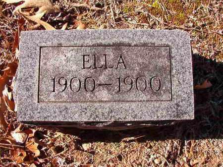 WETHERINGTON, ELLA - Dallas County, Arkansas | ELLA WETHERINGTON - Arkansas Gravestone Photos