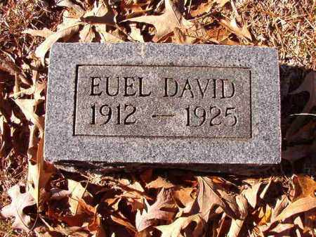 WETHERINGTON, EUEL DAVID - Dallas County, Arkansas | EUEL DAVID WETHERINGTON - Arkansas Gravestone Photos