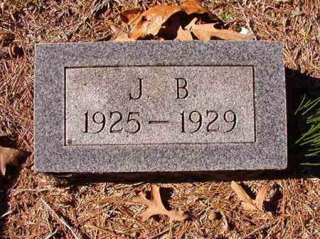 WETHERINGTON, J B - Dallas County, Arkansas | J B WETHERINGTON - Arkansas Gravestone Photos