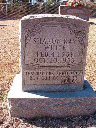 WHITE, SHARON KAY - Dallas County, Arkansas | SHARON KAY WHITE - Arkansas Gravestone Photos