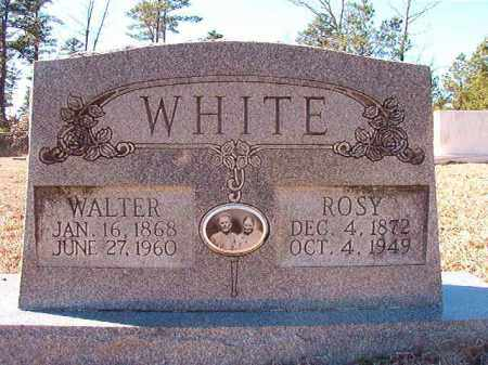WHITE, WALTER - Dallas County, Arkansas | WALTER WHITE - Arkansas Gravestone Photos