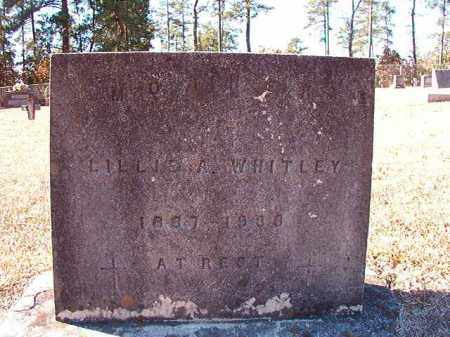WHITLEY, LILLIE A - Dallas County, Arkansas | LILLIE A WHITLEY - Arkansas Gravestone Photos