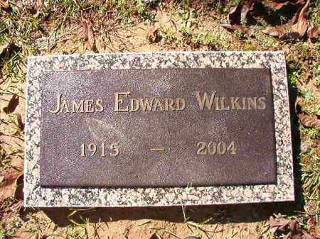 WILKINS, JAMES EDWARD - Dallas County, Arkansas | JAMES EDWARD WILKINS - Arkansas Gravestone Photos