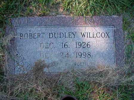WILLCOX, ROBERT DUDLEY - Dallas County, Arkansas | ROBERT DUDLEY WILLCOX - Arkansas Gravestone Photos