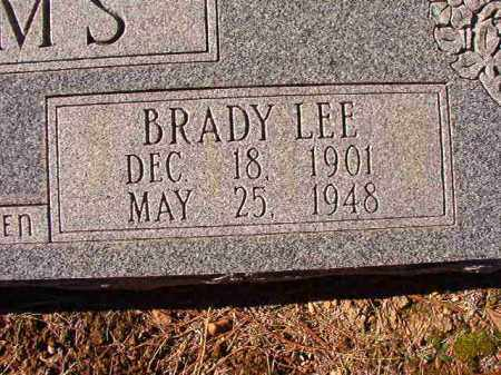 WILLIAMS, BRADY LEE - Dallas County, Arkansas | BRADY LEE WILLIAMS - Arkansas Gravestone Photos