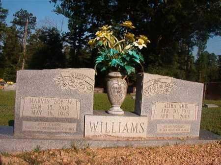 "WILLIAMS, MARVIN W ""BOB"" - Dallas County, Arkansas 