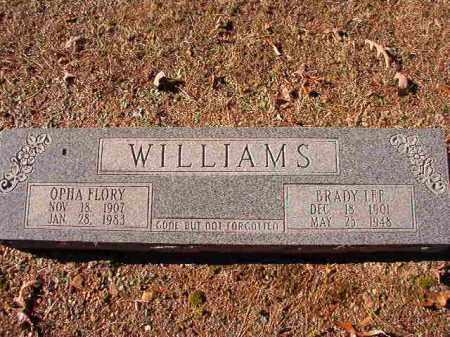 WILLIAMS, BRADY LEE - Dallas County, Arkansas | BRADY LEE WILLIAMS - Arkansas Gravestone Photos
