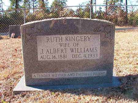 WILLIAMS, RUTH - Dallas County, Arkansas | RUTH WILLIAMS - Arkansas Gravestone Photos