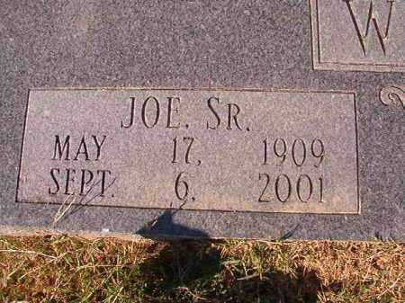 WILLIAMS, SR, JOE - Dallas County, Arkansas | JOE WILLIAMS, SR - Arkansas Gravestone Photos
