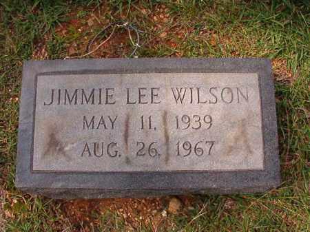 WILSON, JIMMIE LEE - Dallas County, Arkansas | JIMMIE LEE WILSON - Arkansas Gravestone Photos