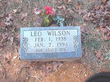 WILSON, LEO - Dallas County, Arkansas | LEO WILSON - Arkansas Gravestone Photos