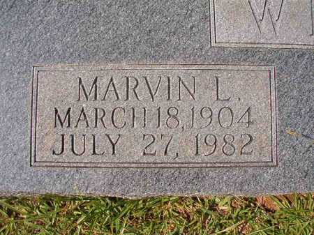 WINTERS, MARVIN L - Dallas County, Arkansas | MARVIN L WINTERS - Arkansas Gravestone Photos