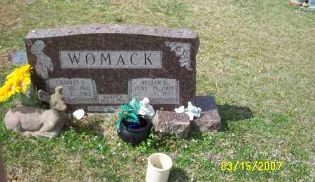 WOMACK, AYLEEN S. (ALMA AYLEEN) - Dallas County, Arkansas | AYLEEN S. (ALMA AYLEEN) WOMACK - Arkansas Gravestone Photos