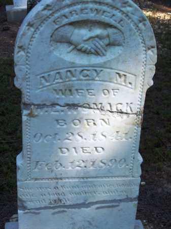 WOMACK, NANCY M - Dallas County, Arkansas | NANCY M WOMACK - Arkansas Gravestone Photos