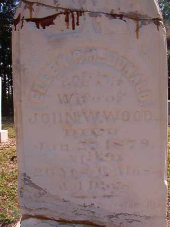WOOD, ELLEN P - Dallas County, Arkansas | ELLEN P WOOD - Arkansas Gravestone Photos
