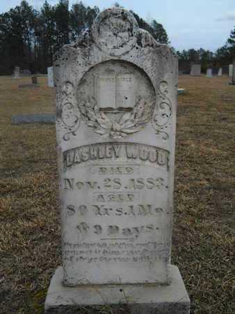 WOOD, LASHLEY - Dallas County, Arkansas | LASHLEY WOOD - Arkansas Gravestone Photos