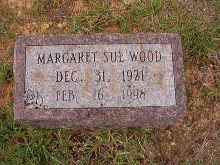 WOOD, MARGARET SUE - Dallas County, Arkansas | MARGARET SUE WOOD - Arkansas Gravestone Photos